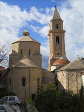 Church in the Old Town of Ventimiglia, Italy: by james_tesol_teacher, Views[100]