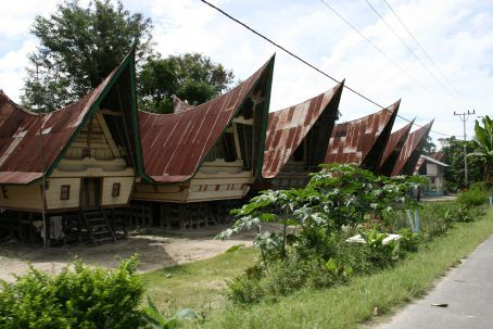 No not another Chris Kyle project - its Batak Houses