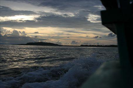 Sunset In Gili Trawangan