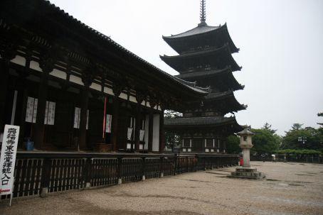5 Storeyed Pagoda