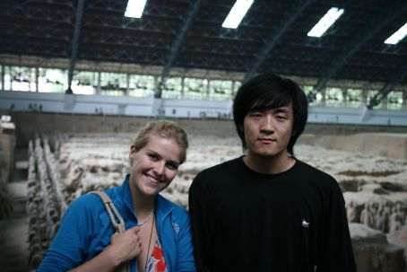 Our friend Yang (who was a very very helpful guide)