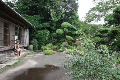 James` favourite Samurai garden
