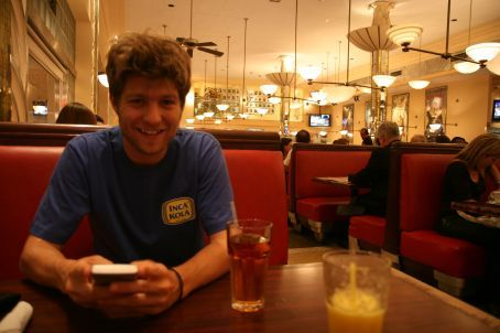 At Jerry´s diner!