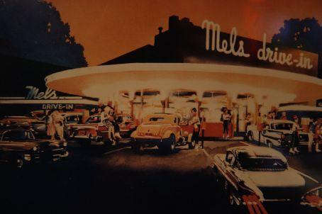 Mels Diner...