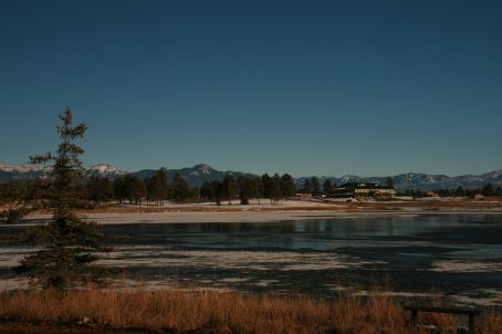Pretty Lake in Pagosa Springs