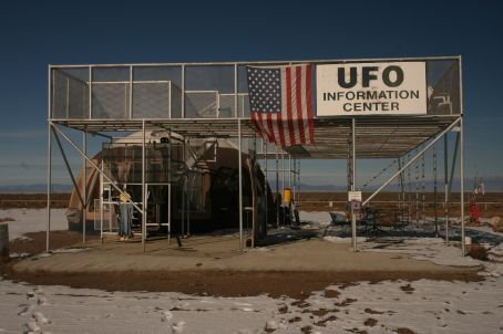 The UFO Watch Tower