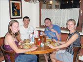 shnitzel again and Weiss beer again!: by jamesandjulie, Views[227]