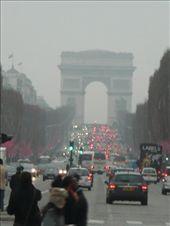 Looking down the Champs Elysees: by jamesandjulie, Views[111]