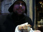 Cheesy crepe, it was pretty gross: by jamesandjulie, Views[357]