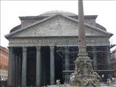 Outside the Pantheon: by jamesandjulie, Views[117]
