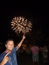 Fireworks at Santa Pola: by jamesandjulie, Views[141]