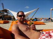 Chilling on Mamaia beach: by jamesandjulie, Views[298]