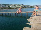 Back flip camel beach: by jamesandjulie, Views[138]