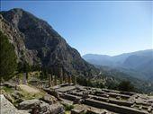 Ruins of Delphi: by jamesandjulie, Views[153]