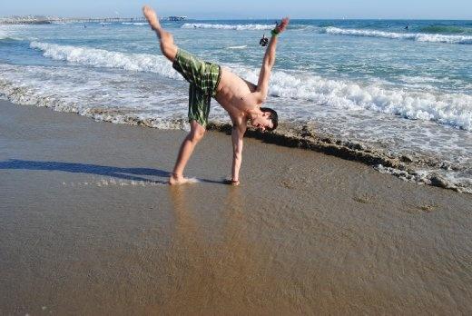 Any change to cartwheel!