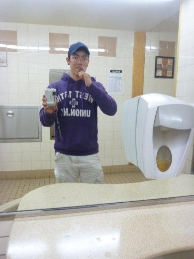 Good ol' scrub in Walmart