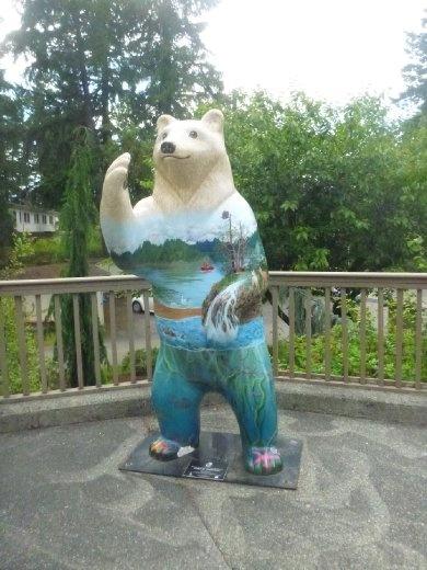 My first bear sighting!