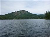 Camp Shawnigan from the OTHER side of the lake. Plus the mountain in the background.: by jamesshanks, Views[236]