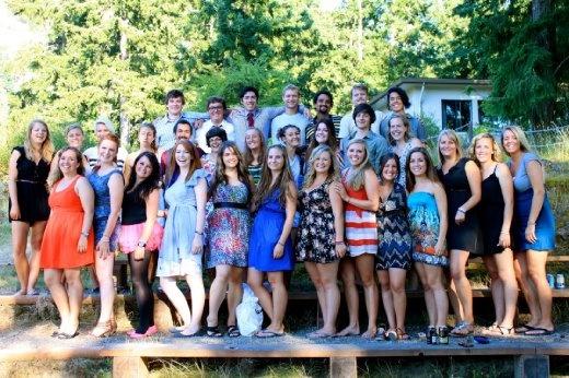 Shawnigan Staff 2012