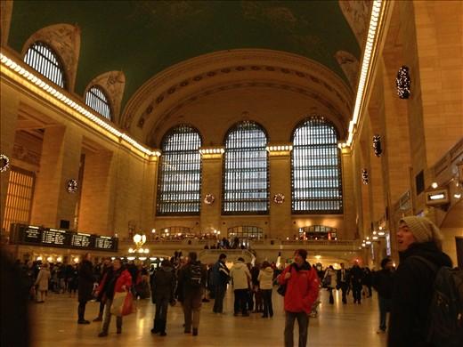 Grand Central?