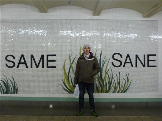 Same/Sane