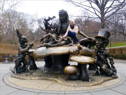 Daniela in Wonderland!