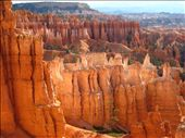 The colour here in Bryce Canyon is unbelieveable: by jamie_candice, Views[286]