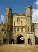 Entrance to Battle Abbey, where the Battle of Hastings was in 1066.: by jamie_candice, Views[141]