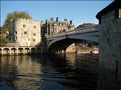 Bridge going across the river in York: by jamie_candice, Views[271]