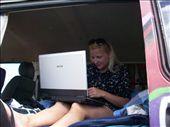 ja, selbst im urlaub muss der gemeine student arbeiten...hartes leben...:-) : by jane0815, Views[164]