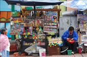 candy/snack vendor in Quito: by janeb, Views[566]