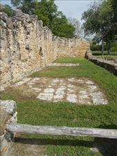 The Holy Ground - Grave sites for those that helped build the mission: by janicemorris, Views[69]