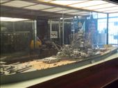 A model of the Battleship 57 (South Dakota): by janicemorris, Views[35]