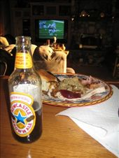 Turkey, American football and Newcastle brown ale? What the?: by jarrodkee43, Views[156]