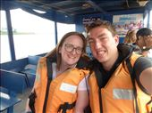 Us on the boat tour on the Mekong River: by jasonmarshall22, Views[65]