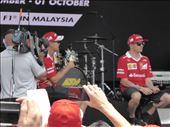 Vettel and Raikkonen: by jasonmarshall22, Views[138]