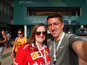 Us at the circuit entrance: by jasonmarshall22, Views[77]