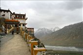 key monastery at Key village. : by jaspal_singh, Views[565]