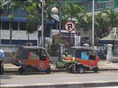 Local transport in Jakarta: by jazz81, Views[209]