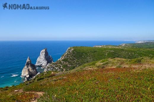 Cabo Da Roca Back View