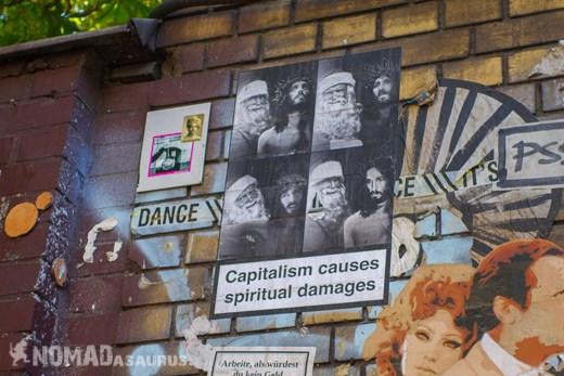 Capitalism Causes Spirtural Damage