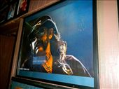 Signed Lemmy poster inside the Rainbow: by jc-dc, Views[200]