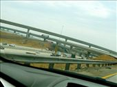 They have amazingly crazy freeways over here, like 3 storey single lane either way: by jc-dc, Views[139]