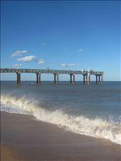St. Augustine Beach Pier: by jc_carpenter, Views[74]