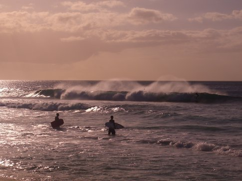 Pipeline  North Shore Oahu