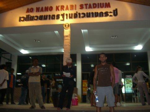 Muay Thai Stadium