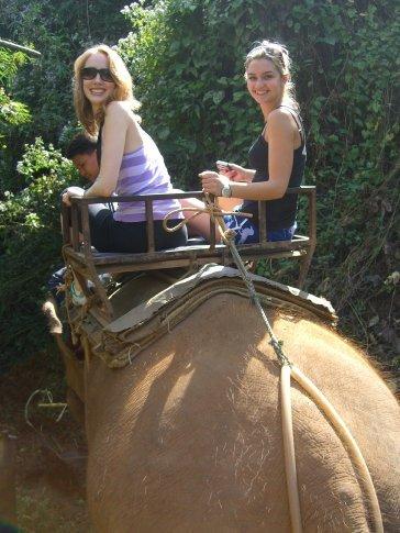 Jess and Tara.