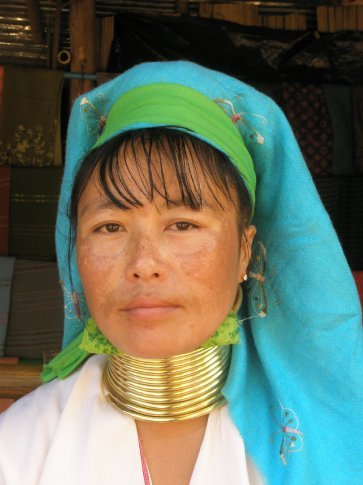 Long Neck Karen Tribe