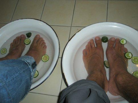 Thai massage time...