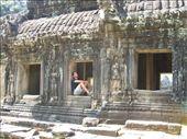 Banteay Kdei: by jciecko, Views[157]